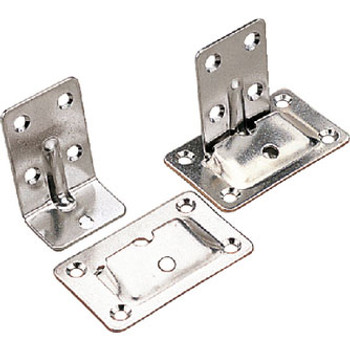 Sea-Dog Line Stainless Table Brackets(Set O 221320-1
