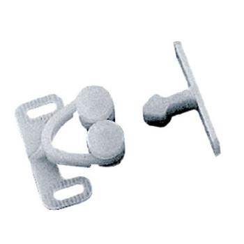 Sea-Dog Line Door Catch Nylon Twin Roller Set 227141-1