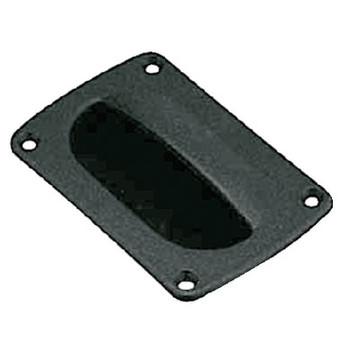 Sea-Dog Line Delrin Flush Pull(Large) - Bla 227320-1