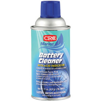 CRC Marine Battery Cleaner 12oz 6023