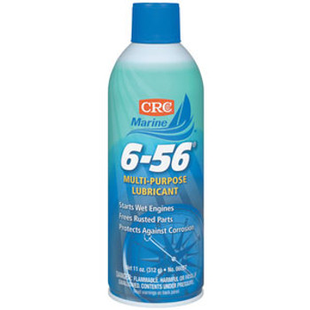 CRC CRC 6-56 Multi-Purpose Lubricant 11oz 6007