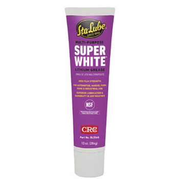 CRC White Grease 10oz Tube Sl3360