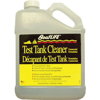 Boat Life Test Tank Cleaner Gallon 1127