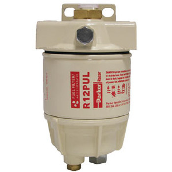 Racor 30M Fuel Filter/Water Seperat. 120Rmam30