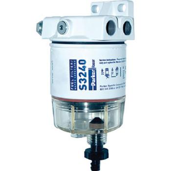 Racor 30 GPH Gas Spin On with Head 120R-Rac-01