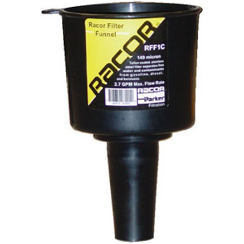 Racor Funnel-Fuel Filter 2.7 Gpm100M Rff1C