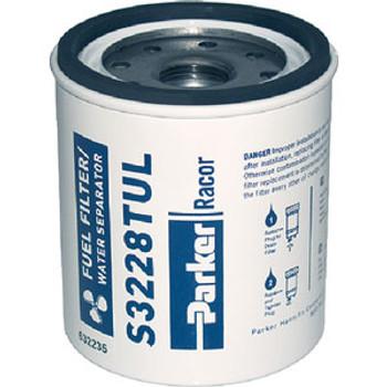 Racor Filter-Replacement 320Rrac02 10M S3228Tul