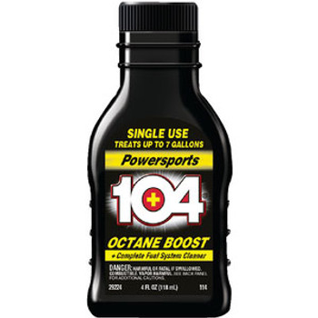 STA-BIL Octane Boost 104 Powersprt 4oz 29224