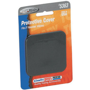 Fulton Products Tube Cover Black 2X2 5363