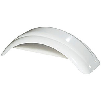 Fulton Products Fender 8-12 White Plastic 8540