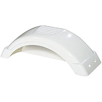 Fulton Products Fender 8-12 White Plastic Step 8541