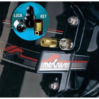 McGard Locks Stern Drive Lock Single 7/16 74018