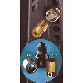 McGard Locks Outboard Lock 40hp J/E & Up 74038