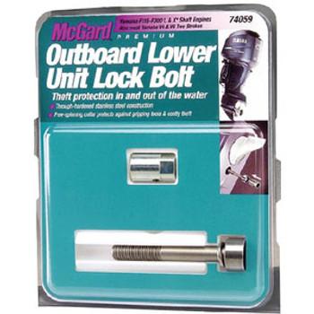 McGard Locks Lower Unit Lock Yamaha 74059