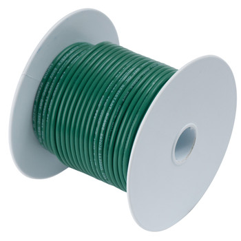 Ancor 10 Ga Green Tinned Wire 250' 108325