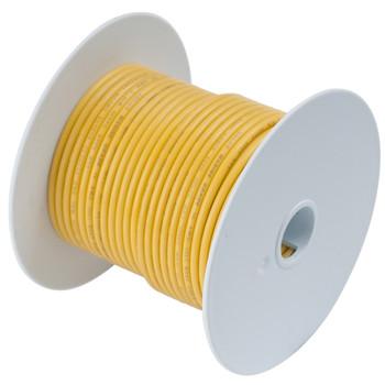 Ancor 10 Ga Yellow Tinned Wire 100' 109010