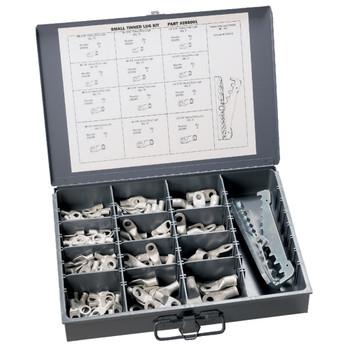 Ancor 100 Pc. Tinned Copper Lug Kit 255001