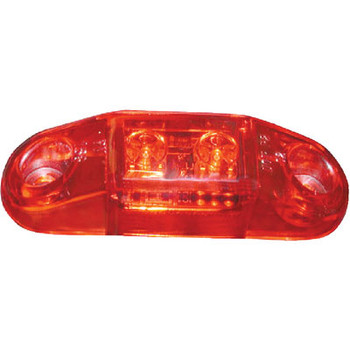 Anderson Marine LED Clearance Light Red V168R