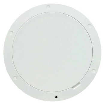 Beckson Marine 6 White Pry-Out Deck Plate Dp61-W