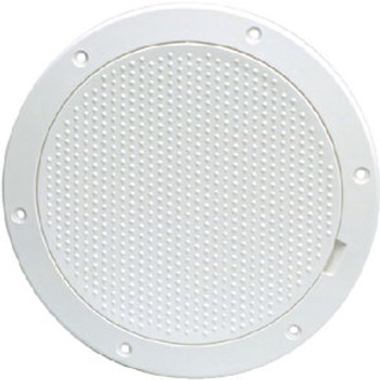 Beckson Marine 6 White Pry-Out Dp with Non-Skid Dp63-W