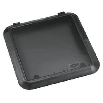 Bomar Hat 161/2 966 Black with Tr & Scr G9661111