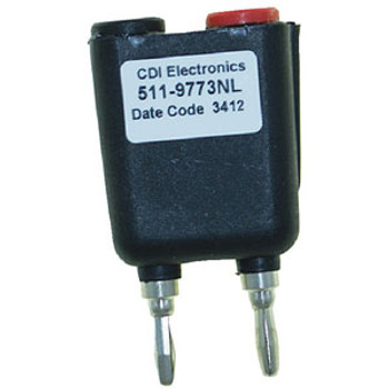 CDI Electronics Direct Voltage Adapter-No Lead 511-9773Nl