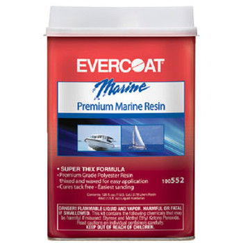 Evercoat Gallon Resin with Wax 100552