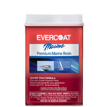 Evercoat Quart Resin with Wax 100553