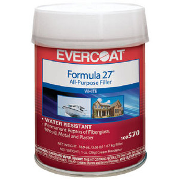 Evercoat Formula 27-Half Pint 100572