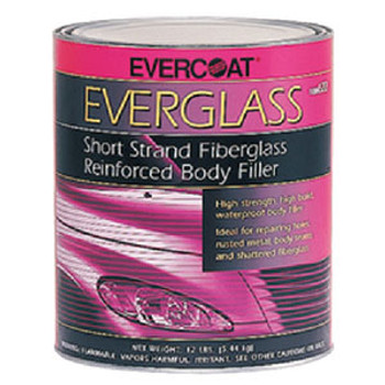 Evercoat Everglass Quart 100632