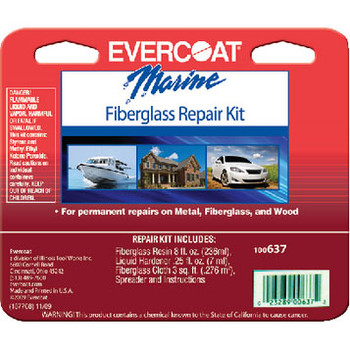 Evercoat F/G Repair Kit-8oz 100637