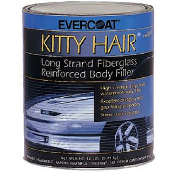 Evercoat Kitty Hair Reinforce Filler-Quart 100868