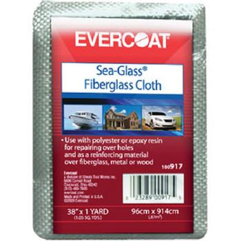 """Evercoat F/G Cloth 38"""" X 1 Yd 6oz 100917"""