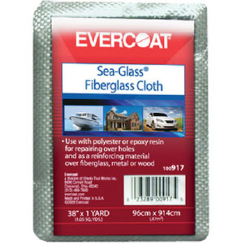 """Evercoat F/G Cloth 38"""" X 3 Yd 6oz 100918"""