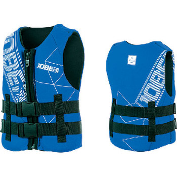 Jobe Sports PFD Neoprene Vest Youth Blue 247718007