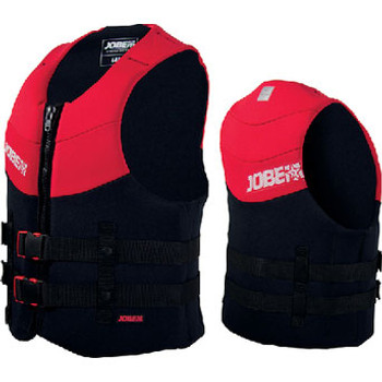 Jobe Sports PFD Neoprene Vest Men Red S 247718018