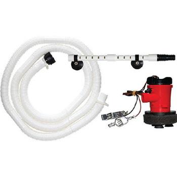 Johnson Pump Fish Saver Complete Aeration 60000