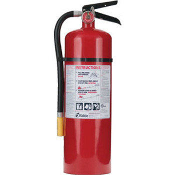 Kidde Safety Multi-Purpose Extinguisher 4A60Bc 466204