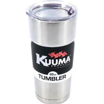 Kuuma Grills Tumbler-SS W-Lid 20oz 58421