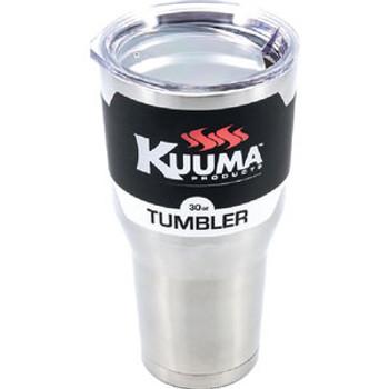 Kuuma Grills Tumbler-SS W-Lid 30oz 58422