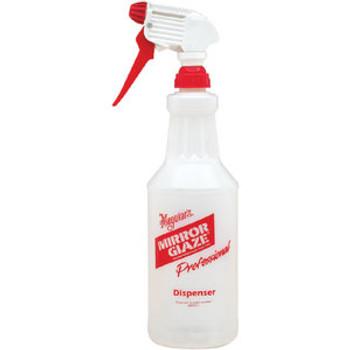 Meguiars Generic 32oz Spray Bottle D20100