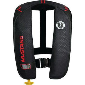 Mustang Survival MIT 100 Inflatable PFD Man Black/Red Md201402-60
