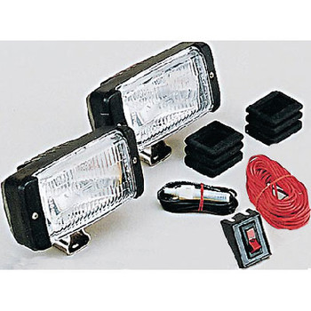 Optronics Docking Lights Black 35W Pr/Pk Dl-16Cc