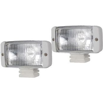 Optronics Docking Lights White 35W Pr/Pk Dl-16Wc