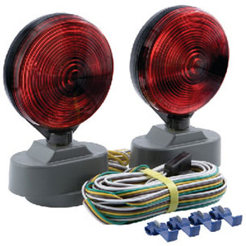 Optronics Magnetic Towing Light Kit 2/Pk Tl-21Rk