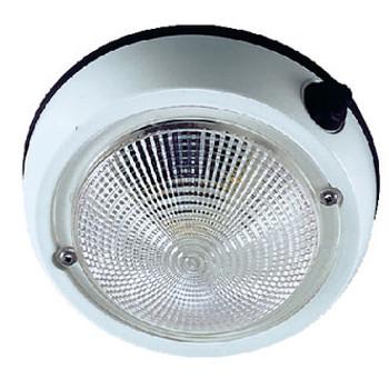 Perko 4 Exterior Dome Light White 1253Dp1Wht