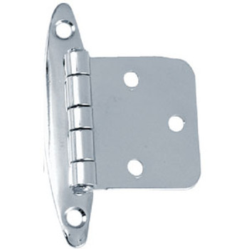 Perko Chr Br Flush Hinges Pr/Cd 0272Dp0Chr