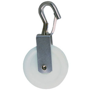 Perko Rope Pulleys with Snap Hook 2/Cd 0634Dp