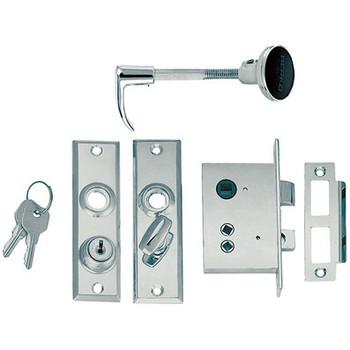 Perko Mortise Lock Set with Bolt 0927Dp0Chr