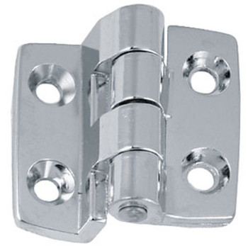 Perko 1-1/2X1-1/2 Offset Cab Hinges 0942Dp0Chr